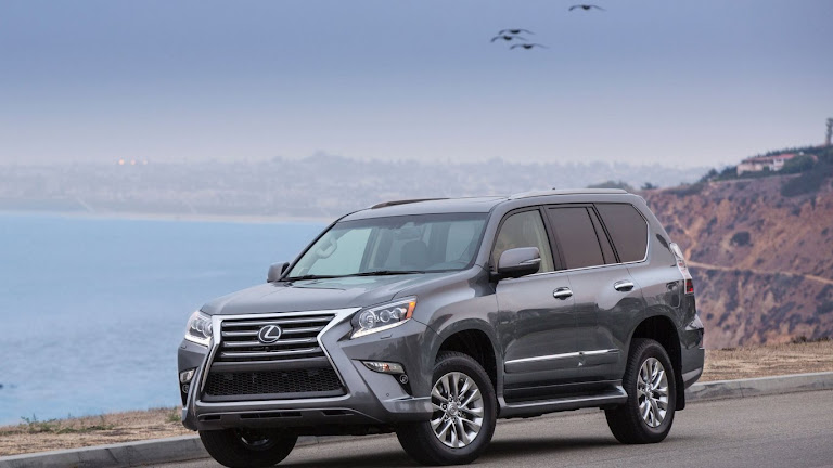 2014 Lexus GX 460 SUV HD Wallpaper 6
