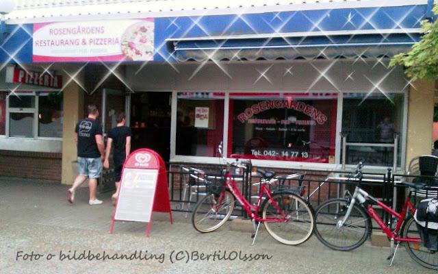 Rosengådens Pizzeria Helsningborg