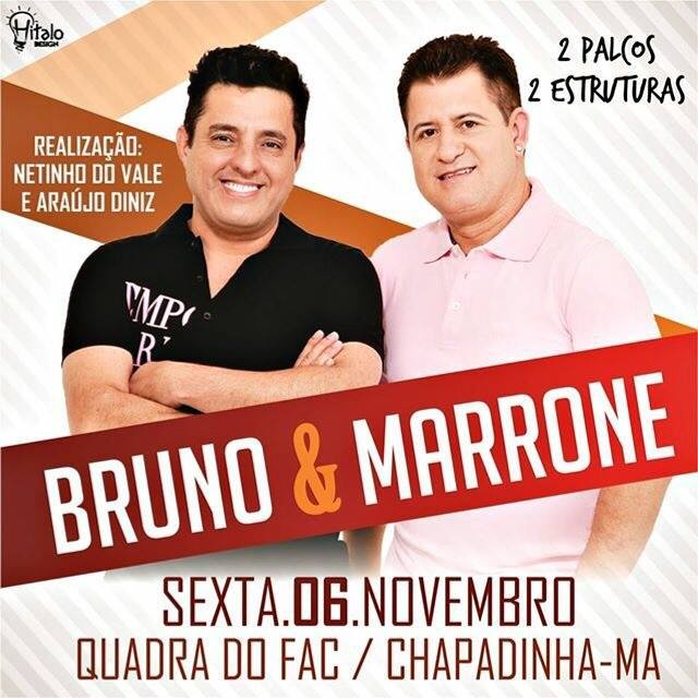 O Show do Ano em Chapadinha - Apoio Araujo Diniz