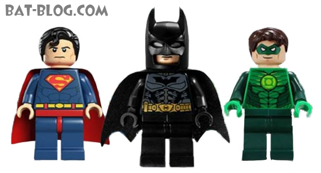 Lego dc super heroes unite