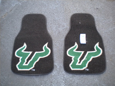 South Florida Bulls FANMATS