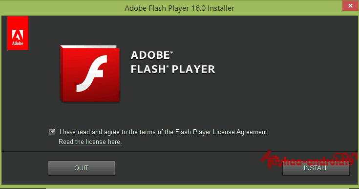 adobe flash player web plugin