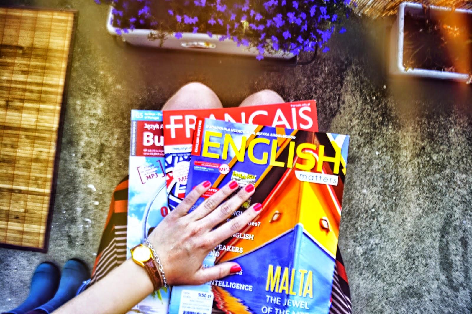 Colorful Media - recenzja magazynów