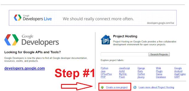 step #1 google codes.png
