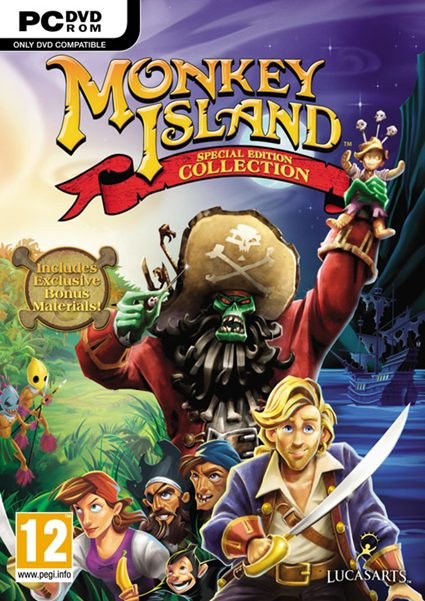 Monkey Island Special Edition Collection PC Full Español Descargar