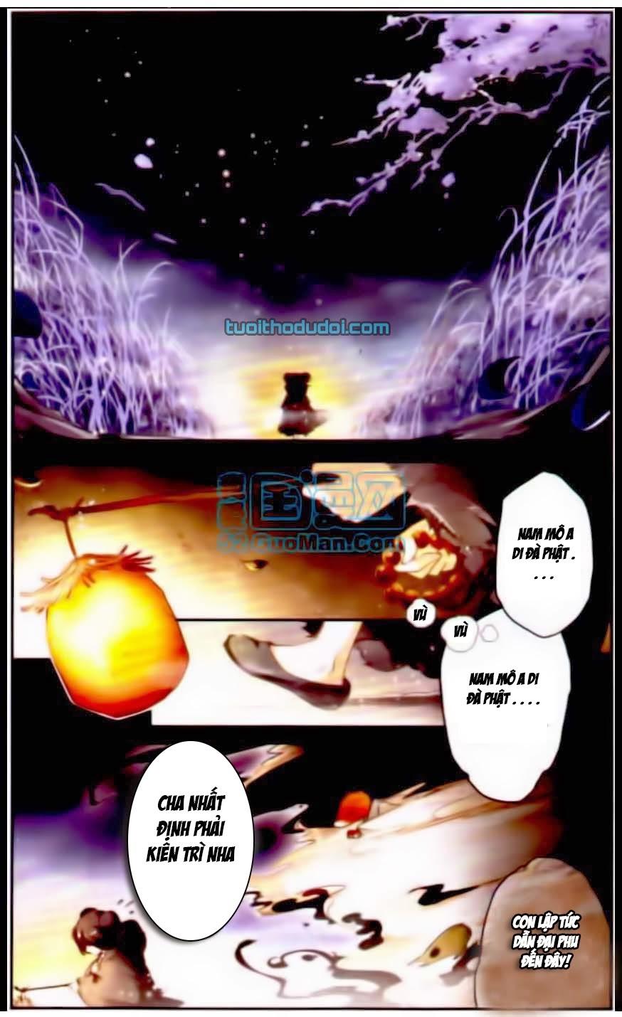 Hoa Thiên Cốt Chap 1 - Trang 7