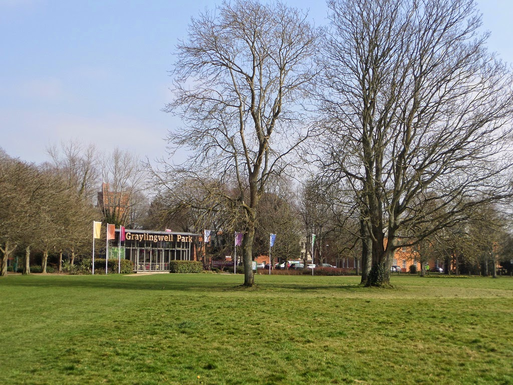 graylingwell park chichester