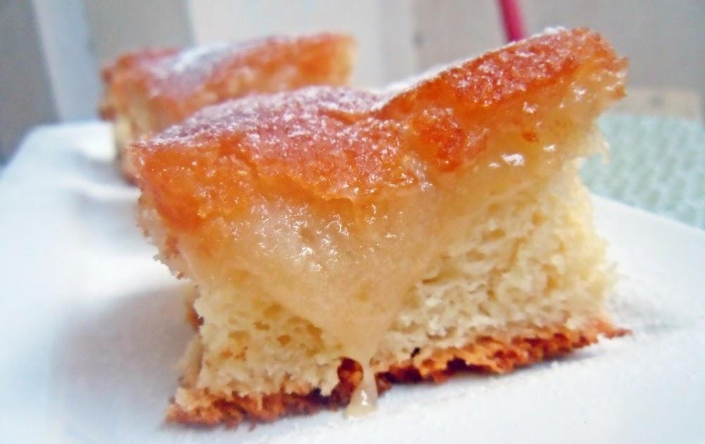 Gooey Butter Coffee Cake Recipe