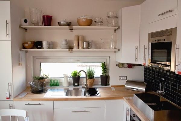 Mini cocinas llenas de grandes ideas decoraci n - Cocina pequena ikea ...