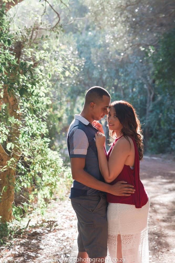 DK Photography CCD_1523 Preview ~ Melissa & Garth's Engagement Shoot in Suikerbossie Forest & Llandudno Beach  Cape Town Wedding photographer