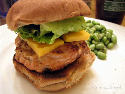 turkey taco burger recipe