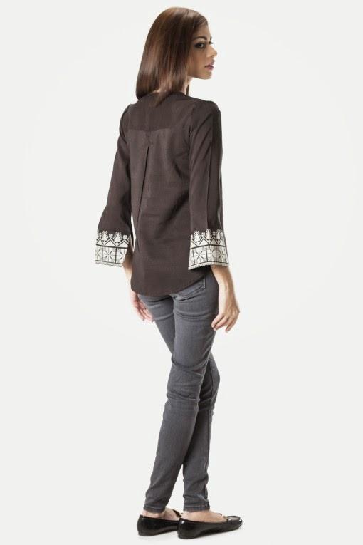 Khaadi Western Wear Collection 2015