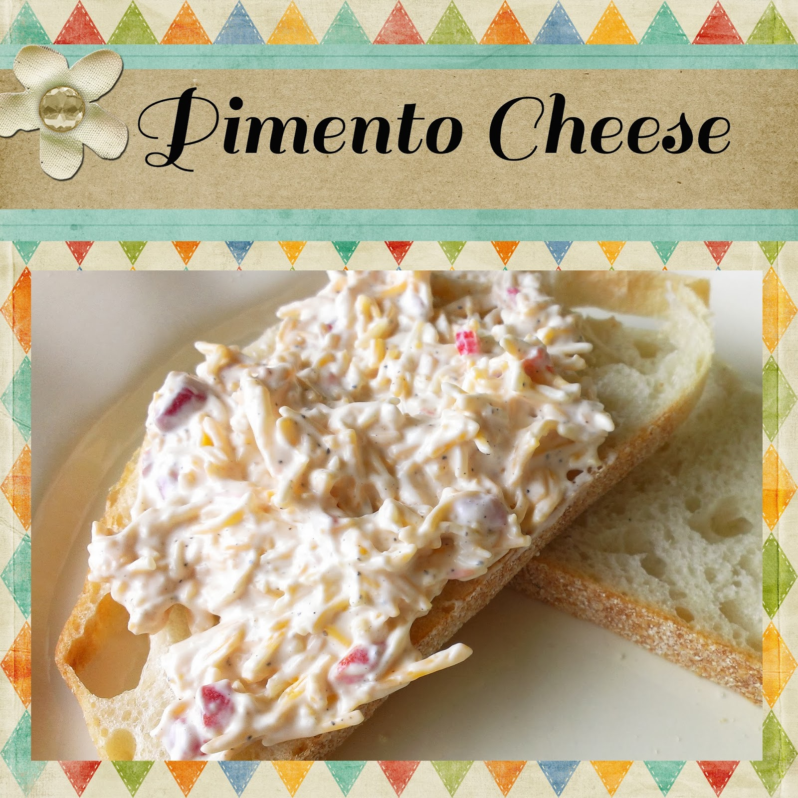 http://gloriouslymade.blogspot.com/2013/11/pimento-cheese.html