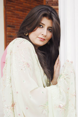 TV Actress Najiba Faiz
