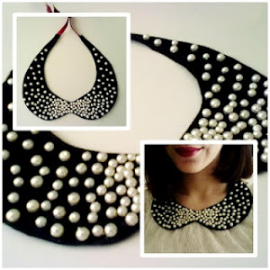 DIY-Peter Pan Collar