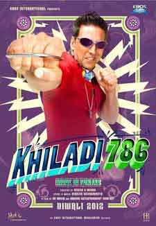 Khiladi 786 Cast and Crew