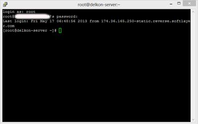 Tutorial Menambah Port SSH Pada VPS Centos Menggunakan Putty