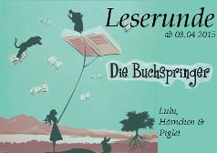 """Leserunde <br>""""Die Buchspringer"""""""