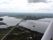 Short final into Bridgeport, Texas (KXBP)