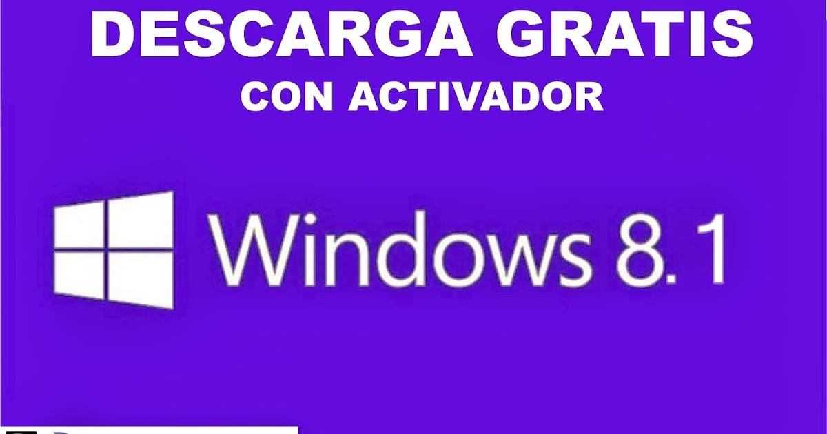 activador de windows 8.1 descargar gratis