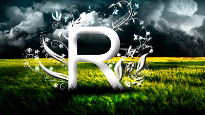 Letter R Wallpapers