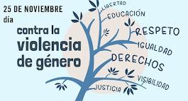 25 de noviembre - Día Contra la Violencia de Género
