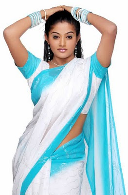 Priyamani Hot Saree Wallpapers