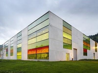7 Pabrik Paling Unik Dan Aneh Di Dunia | Mahle Metal Leve Tech Center