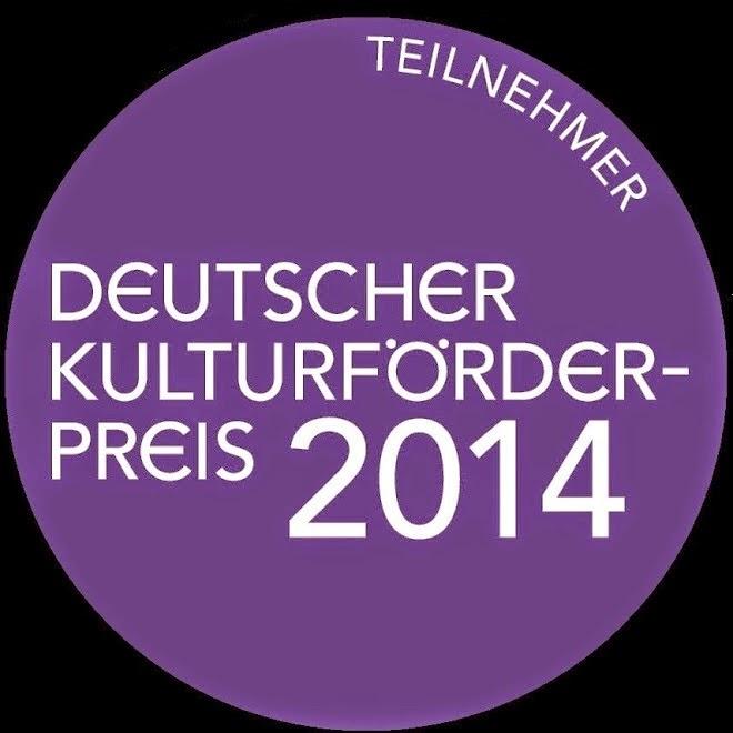 Deutscher Kulturförderpreis 2014
