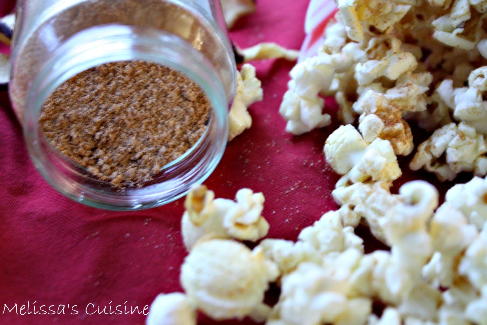 popcornmaskine melissa
