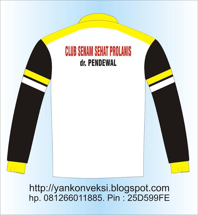 BAJU KAOS  CLUB SENAM SENAM PROLANIS