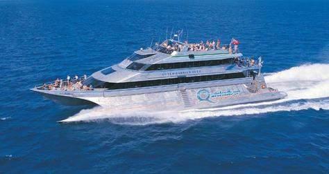 Bali Quicksilver Cruise Pulau Nusa Penida - Bali, Cruise, Aktivitas, Liburan, Wisata, Atraksi