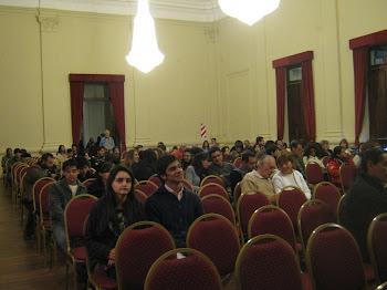 Inauguracion Paseo Cultural en La Rioja