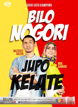 OST Bilo Nogori Jupo Kelate (Iris TV3) Isnin-Khamis(6:30 petang)