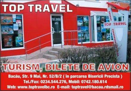 Agentia de Turism TOP TRAVEL Bacau