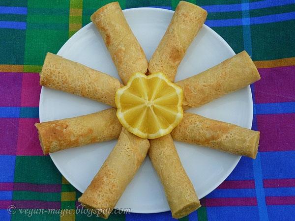 Celeriac Wraps