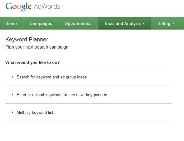 Google+Keyword+Planner