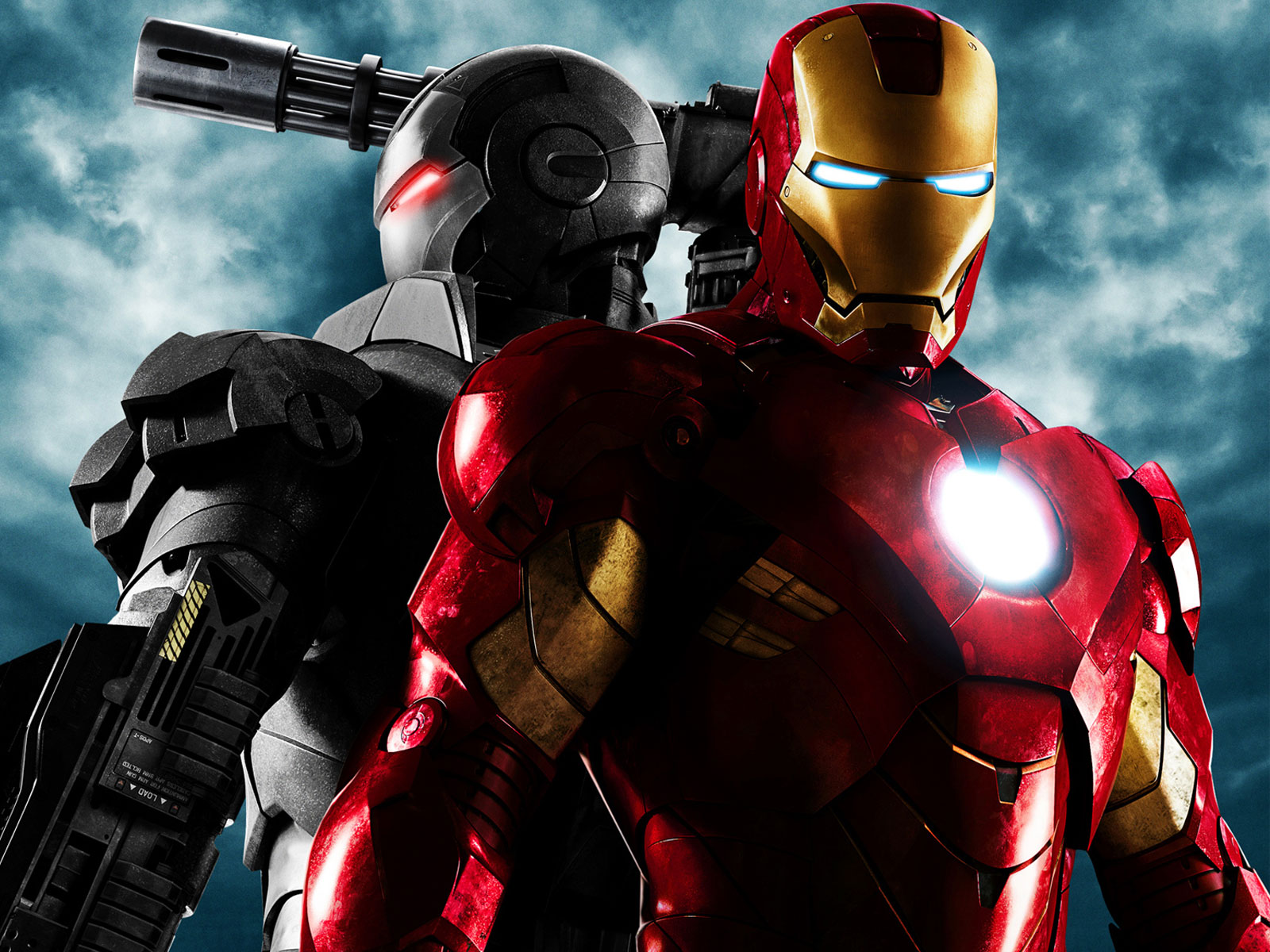 Iron Man 2 Movie Wallpaper HD