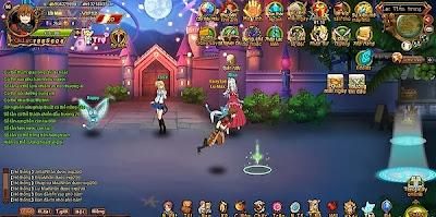 """Một tưa game hay theo nguyên tác của câu chuyện anime đình đám Nhật Bản """" Fairy Tails """" đã được ra mắt trên kho game Zing Appstore"""