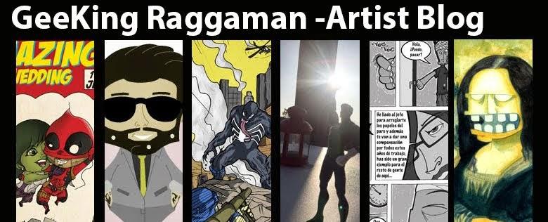 GeeKing Raggaman - Artist blog