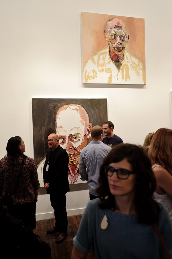 Large portraits of Australian servicemen, 'After Afghanistan' NAS Gallery 2013