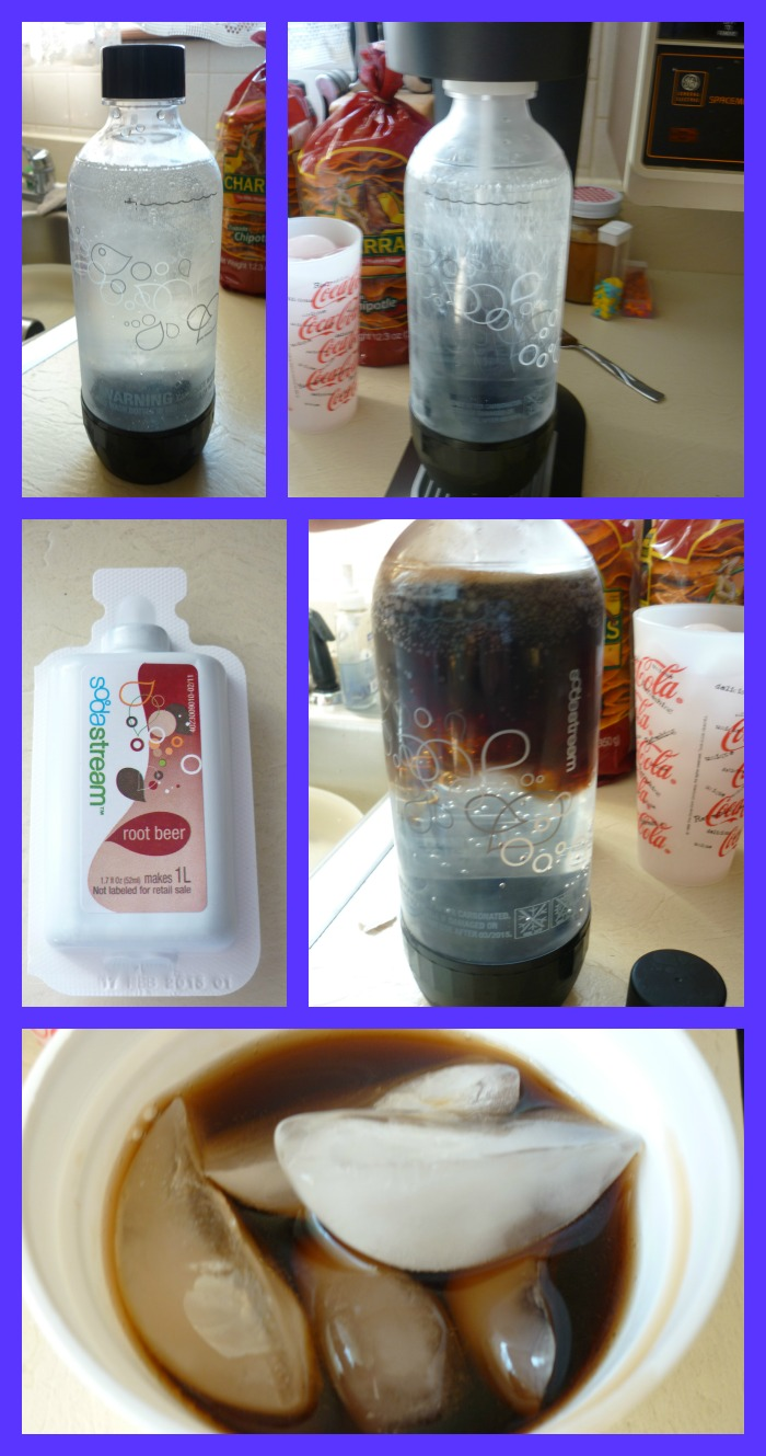 how to use my sodastream