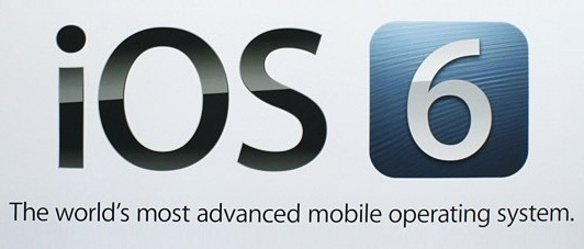 Apple iOS 6 for iPhone, iPad and iPod