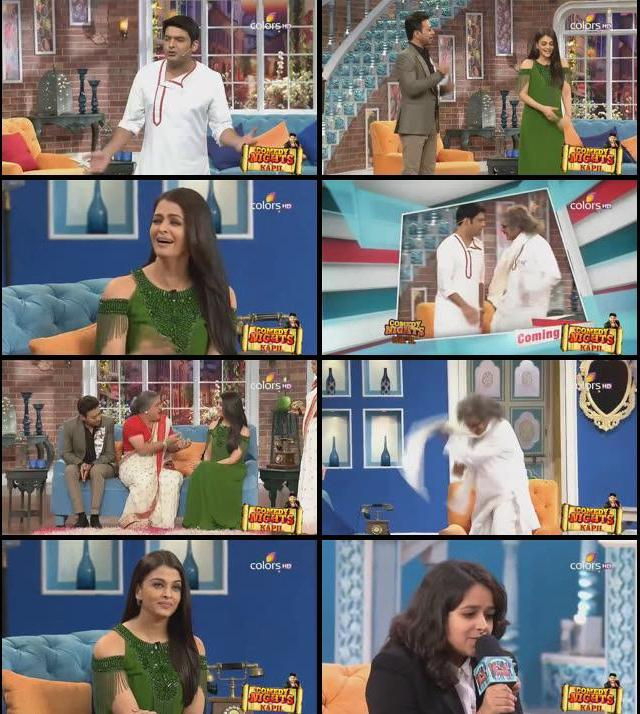 Comedy Nights With Kapil 4th Oct 2015 HDTV 480p