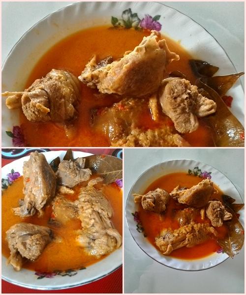 [Ayo] Masak Gule Ayam Kampung