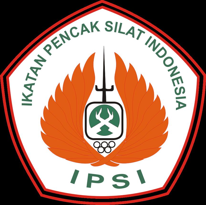 Logo Ikatan Pencak Silat Indonesia Ipsi Pulan Logo Indonesia