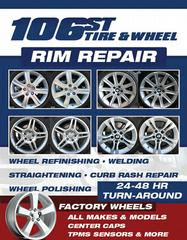Wheel repair STARTS at opnly $35