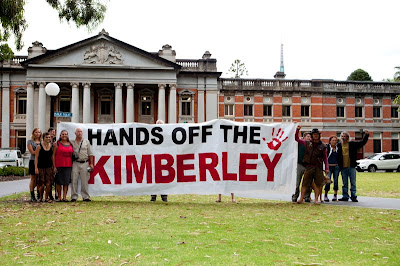 hands off country traditional land owners have court victory