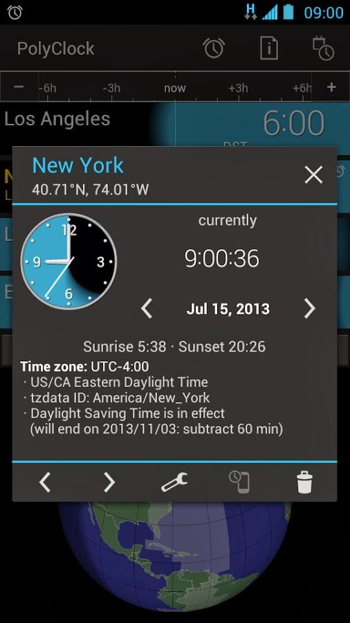 PolyClock™ World Clock v6.2