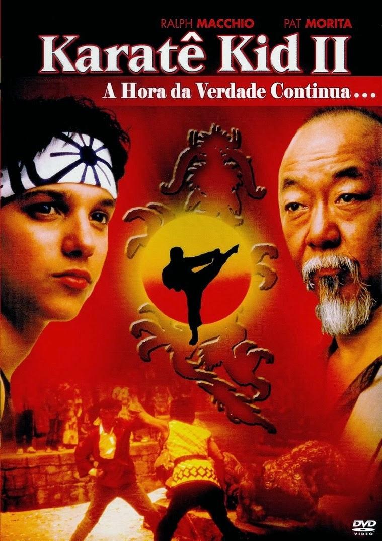 Karatê Kid 2: A Hora da Verdade Continua – Dublado (1986)